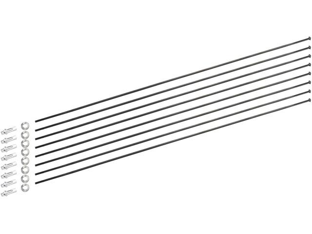 DT Swiss Spaakset voor PR 1600 Dicut 21 mm DB zwart